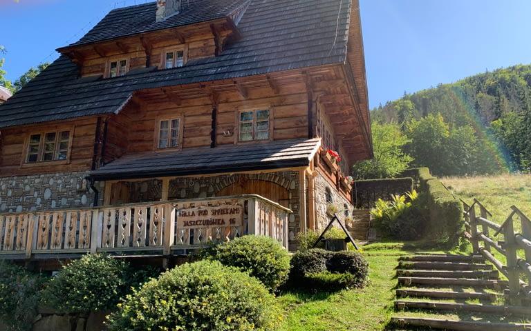 Willa Pod Smrekami accommodation in Zakopane