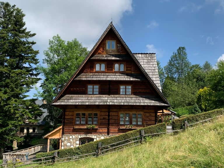 How to Find the Best Place to Stay in Zakopane